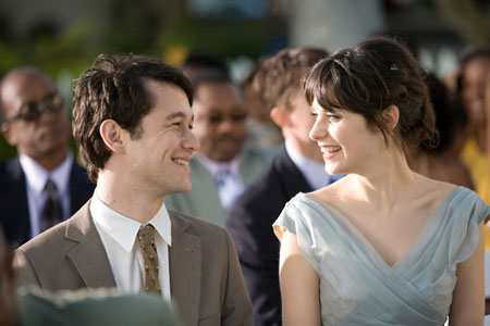 500 Days Of Summer movie image Joeseph Gordon Levit and Zooey Deschanel