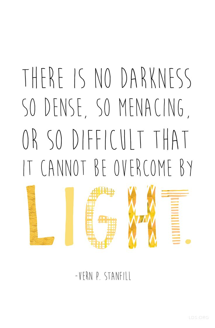Mindful Monday 119 Be Overcome By Light Illuminated Voice